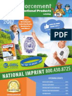 2017 Law Enforcement Catalog