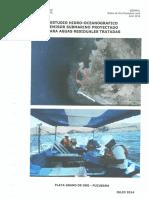 1 ESTUDIO HIDRO-OCEANOGRAFICO Emisores Submarinos aguas residuales tratadas.pdf