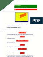 Onlinecalc.sdsu.Edu Onlinetractiveforceexample