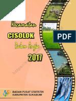 Kecamatan Cisolok Dalam Angka 2017