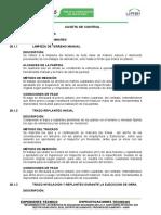 11. ESPECIFICACIONES TECNICAS CASETA DE CONTROL.doc