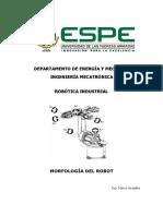 7_Morfologia Robot Industrial