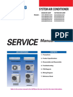 AC012MNADCH_CAC High Wall Unit Service Manual