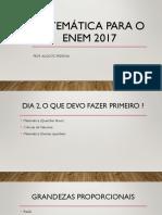 Matemática Para o Enem 2017