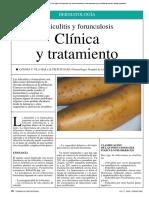 Foliculitis y forunculosis Clínica y tratamiento