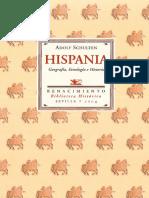 ADOLF SCHULTEN - hispania geografía.pdf