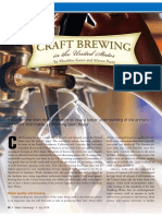 Craft Brewing in USA