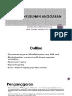 PPT Bab 10 - Penganggaran (1)
