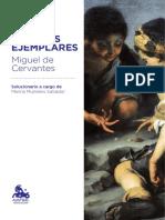 Novelas Ejemplares - Solucionario