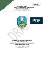 Draft Domnis Pelaksanaan UN SMK TP 2015-2006
