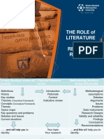 Literature Review 2016