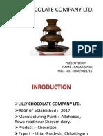 Sagar Lilly Chocolate
