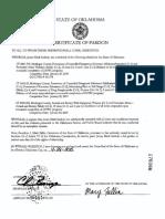 Pardon Application Mark Seabolt
