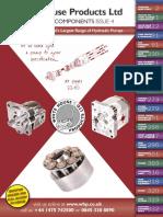 Catalogo Bombas Hidraulica White House Products Catalogue