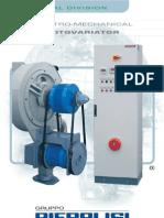 Electro Mechanical Rotovariator