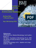 Biology Molecular, Resistance to Antibiotics and Antiviral, 2010