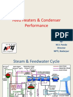 Feed Heaters Performance