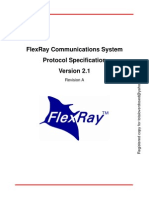 FlexRay Protocol Specification V2.1 Rev.A