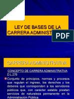 D.L. 276 -CARRERA ADMINISTRATIVA-2017. (2).ppt