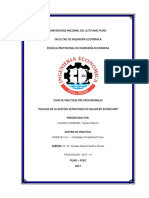 Presentacion Plan de Practicas Pre Profesionales - Yojhan Calcina
