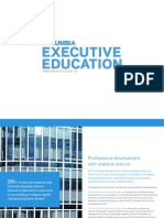 Columbia Business School Exec Ed Portfolio