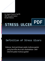 Stress Ulcer Dr Saptosp.pd