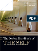 the Oxford Handbook of the Self