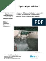 Cours d'hydraulique