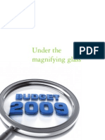 Budget 2009 Highlights
