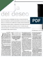 Entrevista de Olga Viglieca a la psicoanalista Judith Miller, hija de Lacan