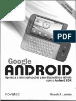 Livro Google Android2
