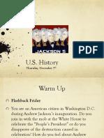 fri dec 8 us history