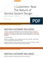 Lecture 6 - Of&CS (Meeting Customers' Real Needs )