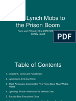 from lynch mobs to the prison boom