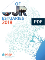2018 State of Our Estuaries Report