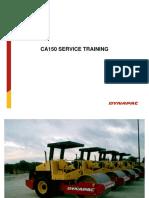 Ca150 Service Training