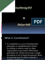 1973 constituion