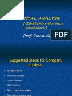 Fundamental Analysis PART II
