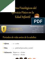 Aspectos Fisiológicos Del Ejercicio Físico en La Edad Infantil (1)