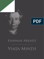 Hannah Arendt-Viaţa Minţii-caveljan (2016).pdf
