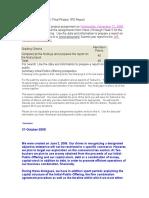 IPO Underwriting Report