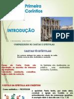 1 Aula de Corintios Introdução.pptx