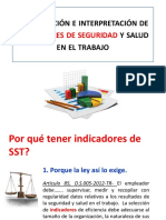 3.- Clases UCV - Indicadores de Sst