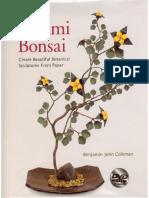 0014-Benjamin John Coleman - Origami Bonsai