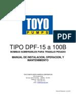 1 Manual Dpf 15-100b Spanish Oct 2010