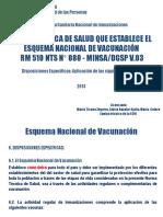 PPT Vacunación 2013