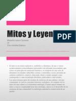 Mitos y Leyendas Solucion