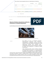 Resumo Histórico-Econômico Do Brasil_ a Internacionalização Da Economia e o Estado Empresário - Brasil Escola