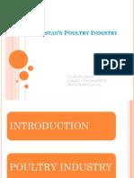 Pakistan Poultry industry