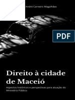 Direito à Cidade de Maceió